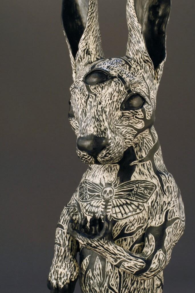 Emily  Nickel - Lepus Atropos - detail-web