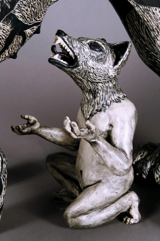 Emily  Nickel - Romulus and Remus detail I - Romulus-web