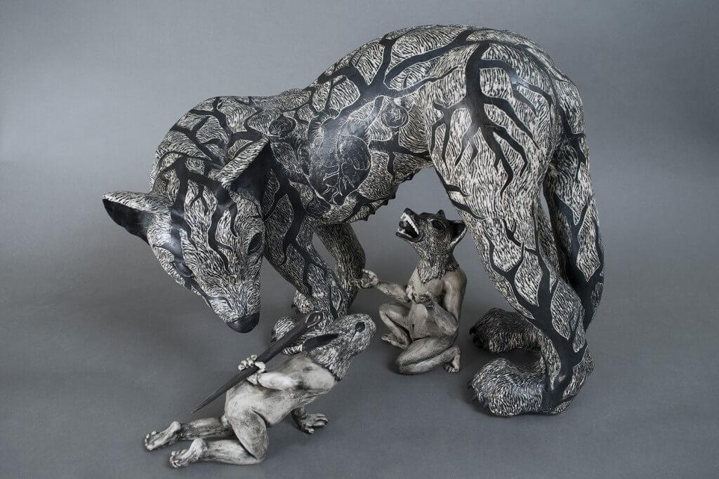 Emily  Nickel - Romulus and Remus-web