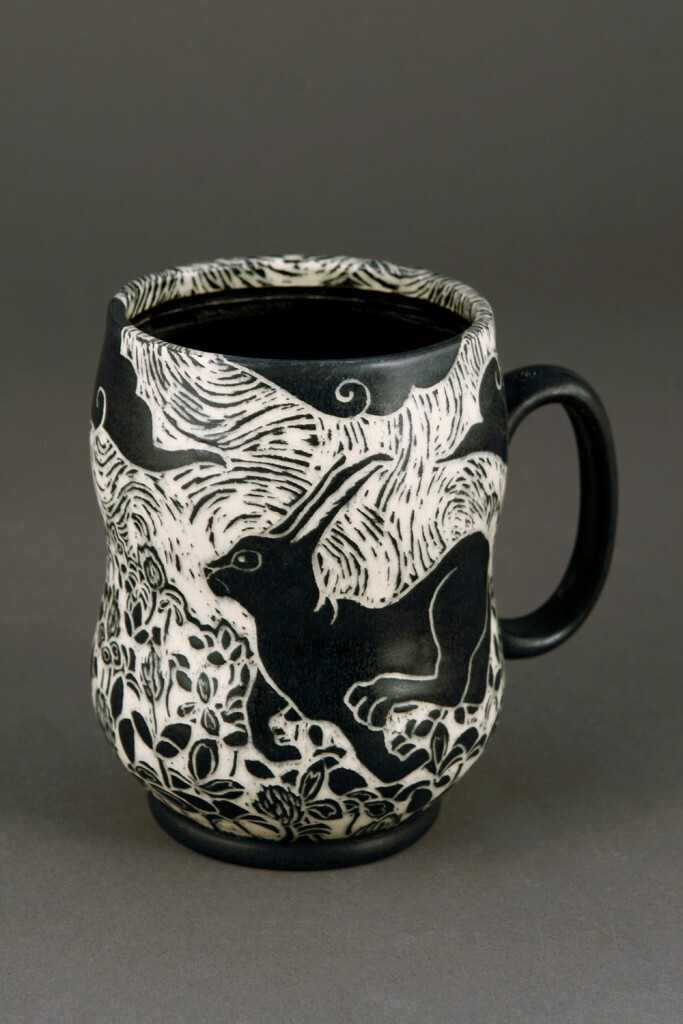 Emily  Nickel - The Land of Milk & Honey Mug-web